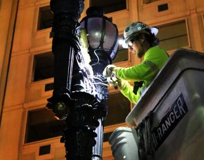 San Francisco Historic Street Light Replacement